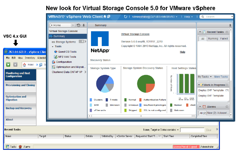 netapp vsc virtual storage console