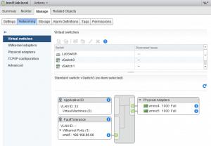 vmware vsphere powercli vmkernel port created