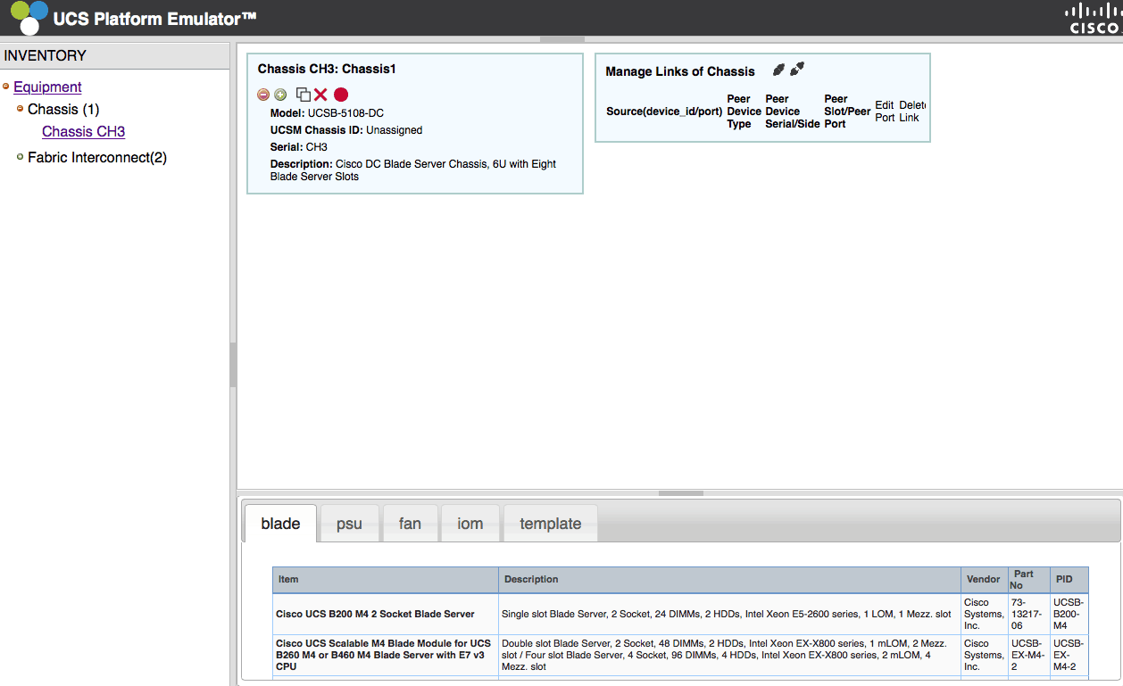 Setup and Use of the Cisco UCS Platform Emulator | vMiss net