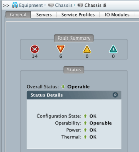 cisco ucs emulator ucs manager chassis operable ucspe platform