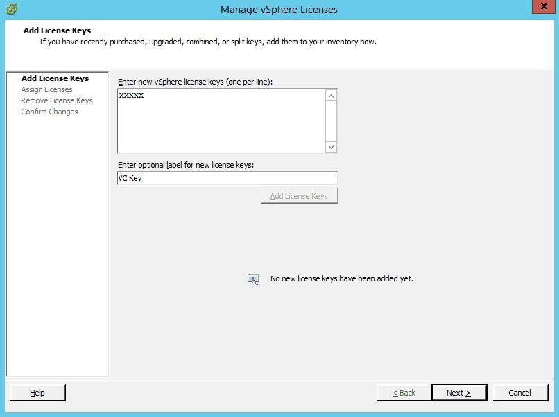 vmware serial number license key