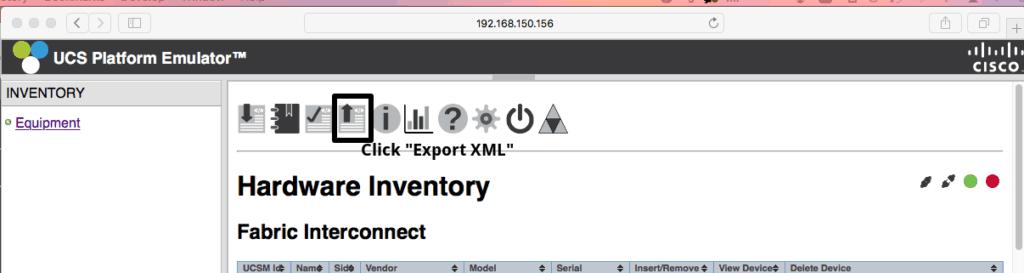 ucspe-export-xml