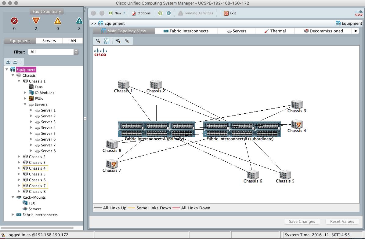 cisco ucs emulator ucs manager hardware ucspe platform