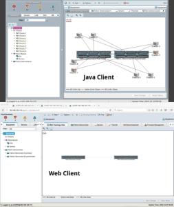 cisco ucs manager web vs java client