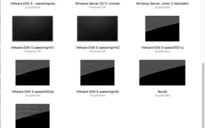 vmware vsphere esxi nested home lab