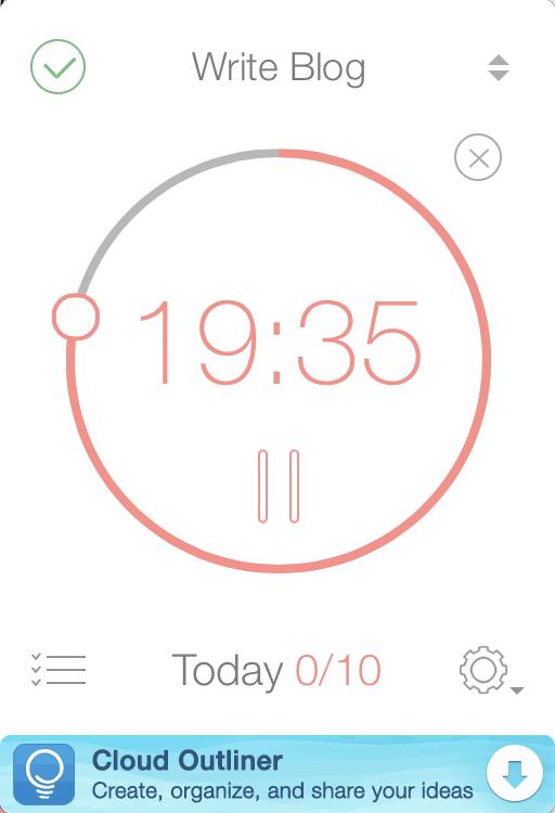 pomodoro technique time management