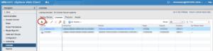 vmware vcenter vsphere license web client