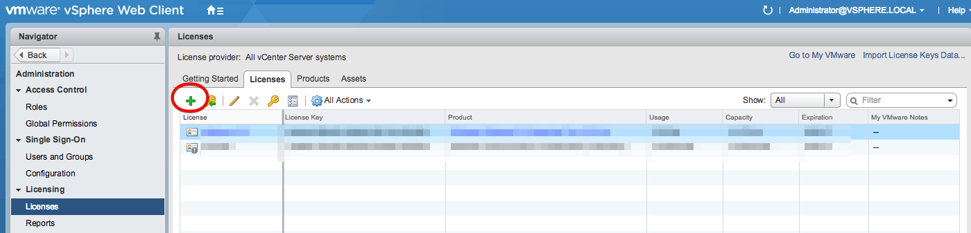 How to Update an Expired VMware vSphere License in the