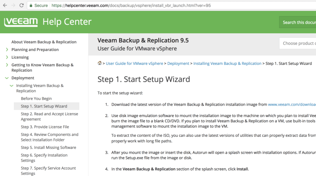 veeam-vmware-setup