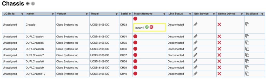 cisco ucs emulator insert chassis ucspe ucs manager
