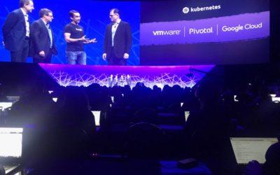Pivotal container service pks vmware
