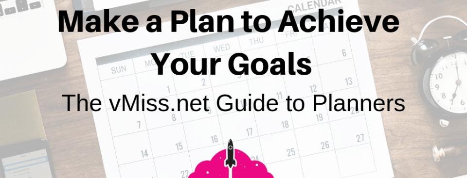 planner goals passion planner hobonichi