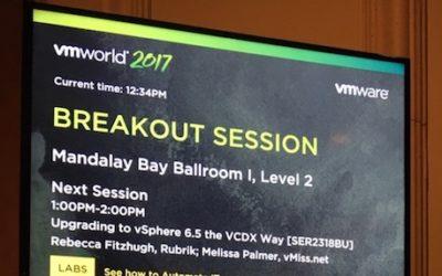 upgrading vsphere 6.5 vcdx update manager vum VMware