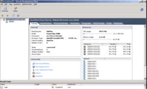 learning VMware esx 3 vmiss