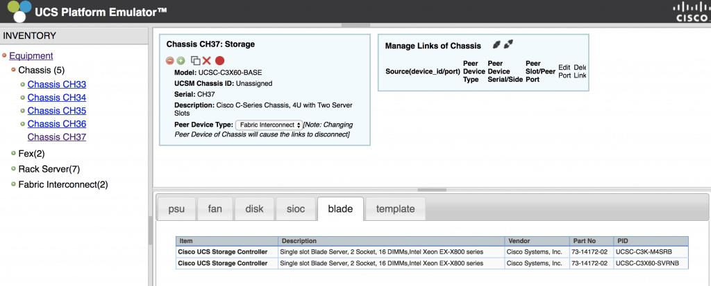 cisco ucs platform emulator s3260 chassis