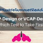 VMware certification vcap vcix vcdx design deploy