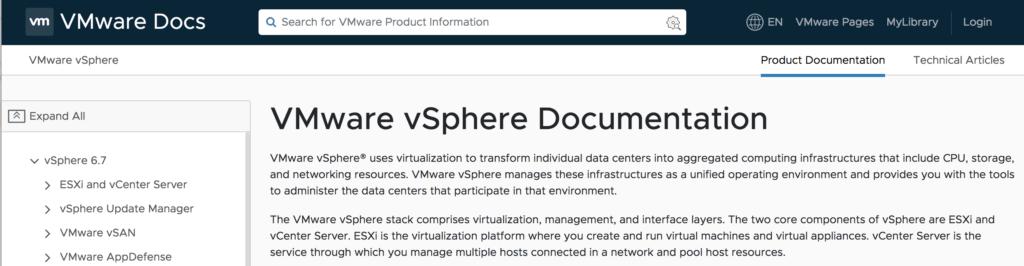 VMware vSphere platinum documentation appdefense