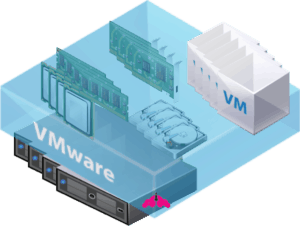 what is VMware vSphere cluster