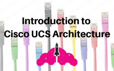 introduction cisco ucs architecture blade server fabric interconnect nexus