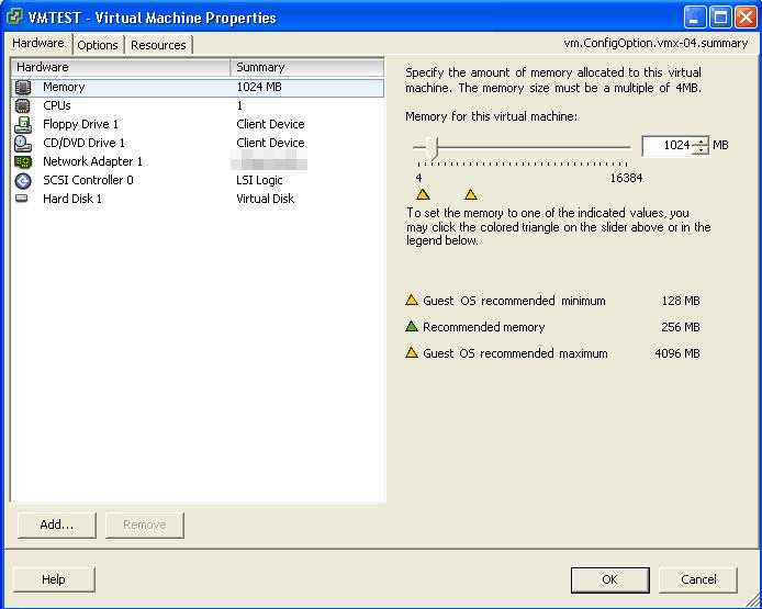 early vmware virtual machine