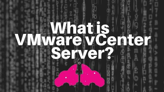 What is VMware vCenter Server vSphere Management VMware clustering