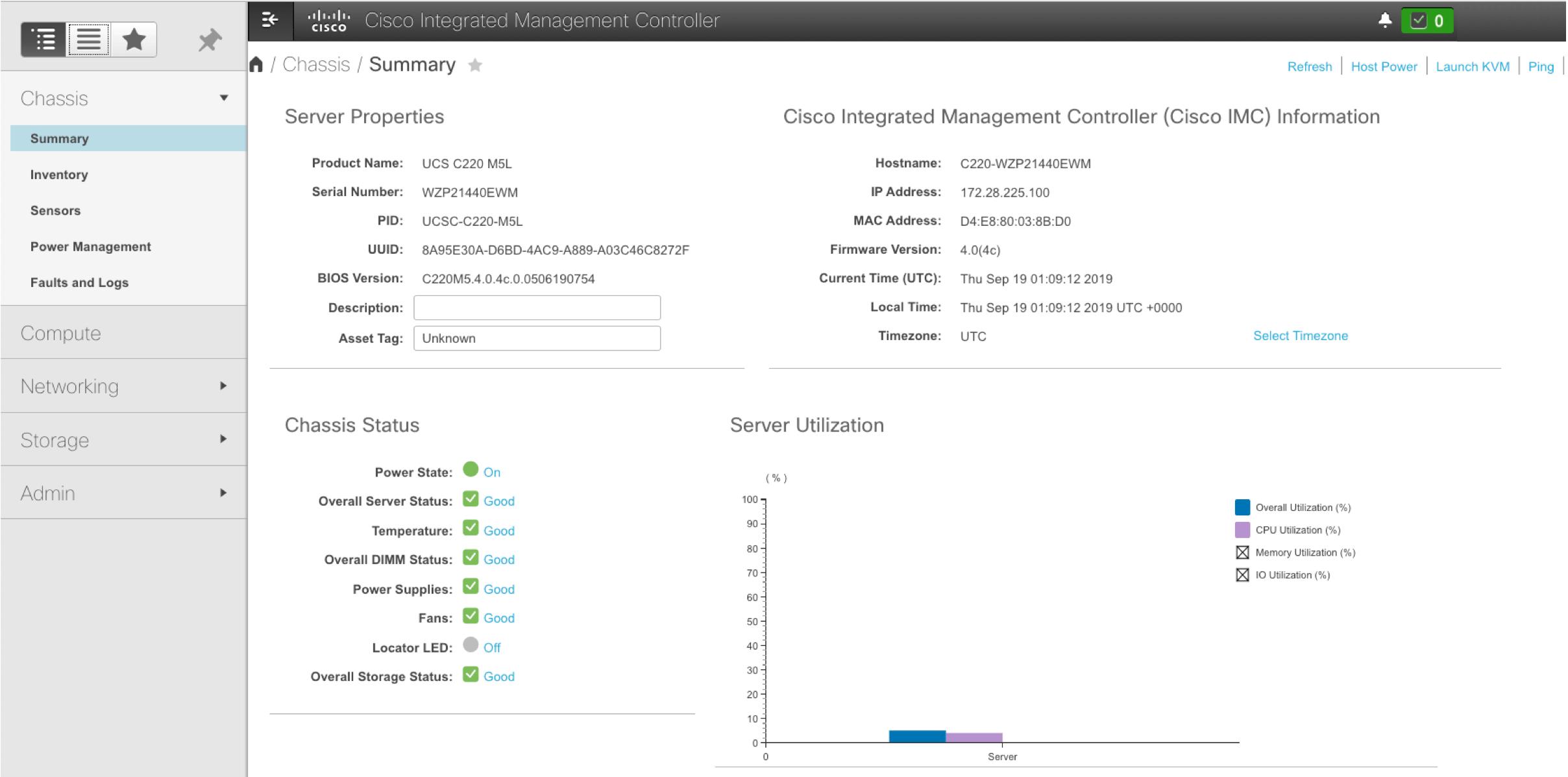 Cisco intersight cimc Cisco ups
