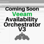 Veeam Availability orchestrator v3