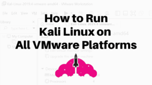 Kali Linux vmware