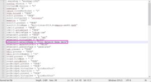 Kali Linux vmware edit vmx file