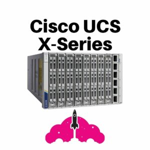 image of cisco ucs x series chassis