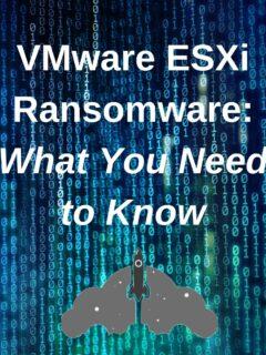 vmware ransomware picture